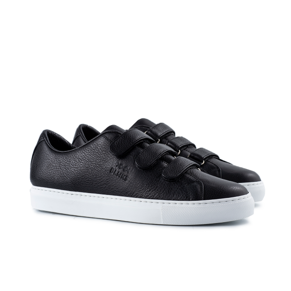 8006 Low Top Velcro - All-Black