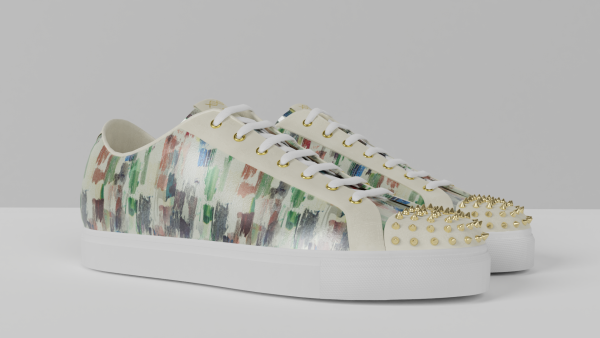 8012 Low Top - Arty Creme